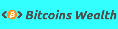 Bitcoin Wealth App Logo