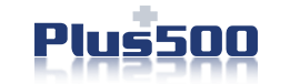 Plus500 Brokers Logo