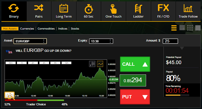 TORoption Trading Platform Review